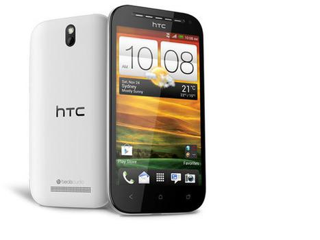HTC One SV - Annonce officielle pour la France | Android-France | Actualités et Tendances -  High-Tech & Technologies | Scoop.it