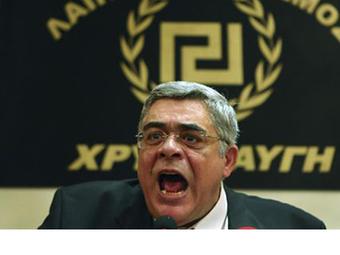 La ultraderecha griega exige la pena de muerte para inmigrantes | adriantsn | Scoop.it