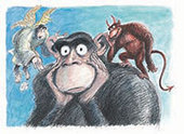 Morals, Apes, and Us | DISCOVER Magazine | Empathy and Animals | Scoop.it