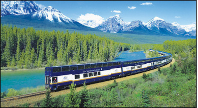 Canadian Rockies Onboard the RockyMountaineer! - Indo American News | Holland America Line | Scoop.it