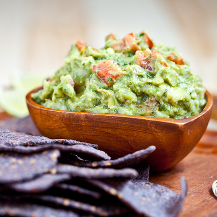 Healthy Kids Treats  Chunky Guacamole | tips | Scoop.it