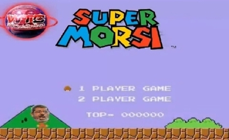 Game on! Egyptian President gets 'Super Mario' powers in spoof video | Égypt-actus | Scoop.it