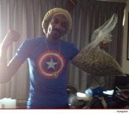 Snoop Lion Wins Bag of Weed from Mayweather-Canelo Fight Bet - Eurweb.com   Marijuana - Bongs - 420 - Funstuff - Cannabis   Scoop.it