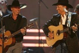 George Strait Inviting Kenny Chesney on Tour in 2014? | Country Music Today | Scoop.it