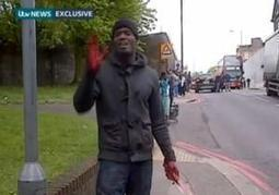 Cub scout leader and mom of 2 confronts cleaver-wielding terrorists seconds after they 'BEHEADED' British soldier to death on London street | Criminology and Economic Theory | Scoop.it
