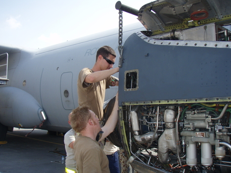 OHS issues while working on Aircraft.   Quest 3- Safety while driving on a mine site   Scoop.it