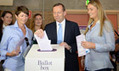 Tony Abbott's daughters: are women just ornaments? | Women of The Revolution | Scoop.it