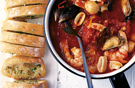 Delicious, Piping Hot Seafood Stews for a Grand Family Lunch | Nutrition our body & health | Scoop.it
