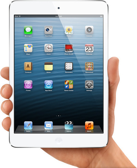 Como el iPad Mini tendrá un impacto #Healthcare | eSalud Social Media | Scoop.it