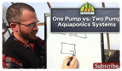 The problem with pumps is... (video inside) | Vertical Farm - Food Factory | Scoop.it