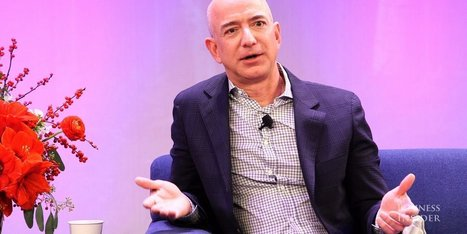 A business Amazon launched a year ago has already generated $1 billion in revenue | B2BMarketing | Scoop.it