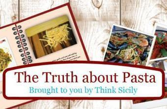 Pasta Facts and Information - The Truth About Pasta Infographic | Delicious Italian Food in Fort Lauderdale | Scoop.it