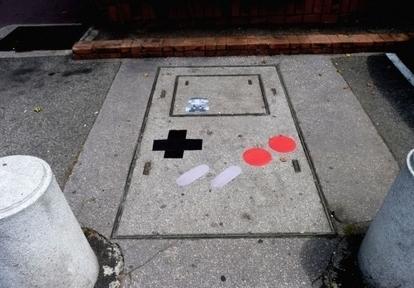 Nintendo Concrete Asphalt | Asphalt Driveway | Scoop.it