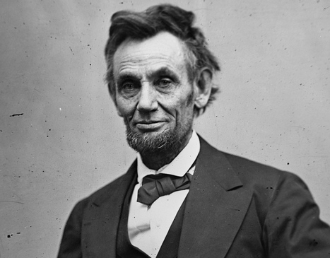 On This Day 150 Years Ago: A Portrait of President Abraham Lincoln | Fotografía hoy | Scoop.it