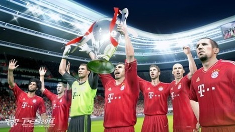 PES 2014 Master League Trailer | Ganewo : All the news of the Video Game | Soccer Videogames | Scoop.it