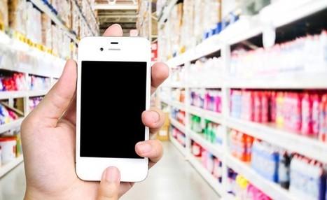 Grâce à ces 5 applis, vous ne ferez plus vos courses de la même façon... | Consommation Responsable | Scoop.it