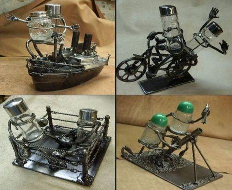 Steampunk-inspired tableware for geeky homes - Hometone | steampunk | Scoop.it