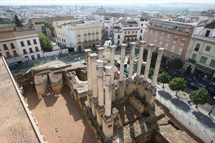 El Templo Romano será visitable por dentro con una pasarela | LVDVS CHIRONIS 3.0 | Scoop.it