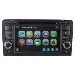 Autoradio AUDI A3 2003-2010 DVD GPS IPOD PIP Bluetooth écran tactile   poste radio automobile,achat poste radio   Scoop.it