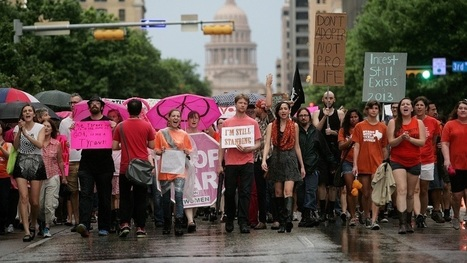 Clinics Close As Texas Abortion Fight Continues - NPR | AP Government & Politics | Scoop.it