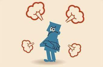 Cinq façons de gérer sa colère au travail | anxiété | Scoop.it
