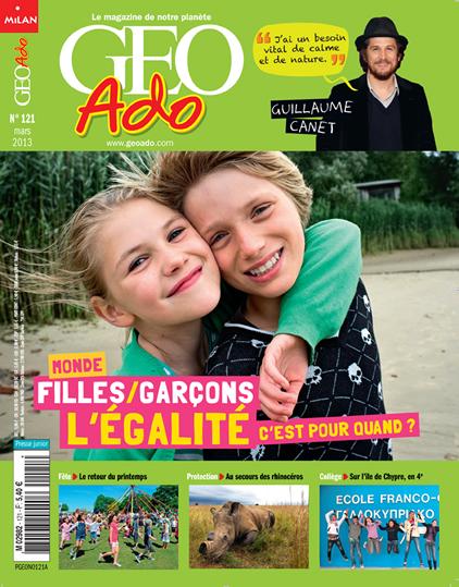 Géo Ado (mars  2013) | La semaine de presse Louis Massignon | Scoop.it