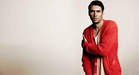 Mens Wool Cardigans | Peruvian Wool | Bolivares | Bolivares Clothing | Scoop.it