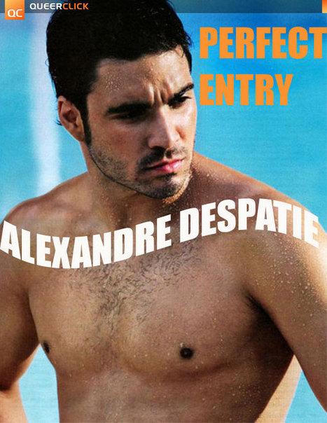 Sporno: Alexandre Despatie - QueerClick | QUEERWORLD! | Scoop.it