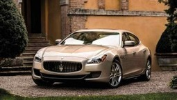 La Maserati Quattroporte Zegna Edition en tournée | Selection Auto | Scoop.it