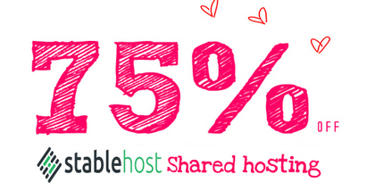 New StableHost Coupons - 75% off for Life | THE BEST COUPON CODES | Scoop.it