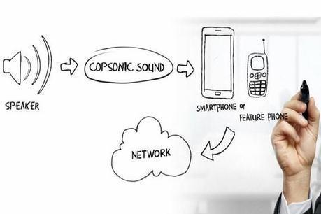 Le français CopSonic utilise les ultrasons pour faire communiquer les objets | Sciences & Technology | Scoop.it