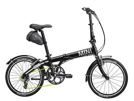 MINI FOLDING BIKE ~ Grease n Gasoline | Cars | Motorcycles | Gadgets | Scoop.it