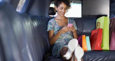 Pour se renseigner ou acheter, le mobile s'imposera dans le luxe | L'Atelier: Disruptive innovation | Branding et Luxe | Scoop.it