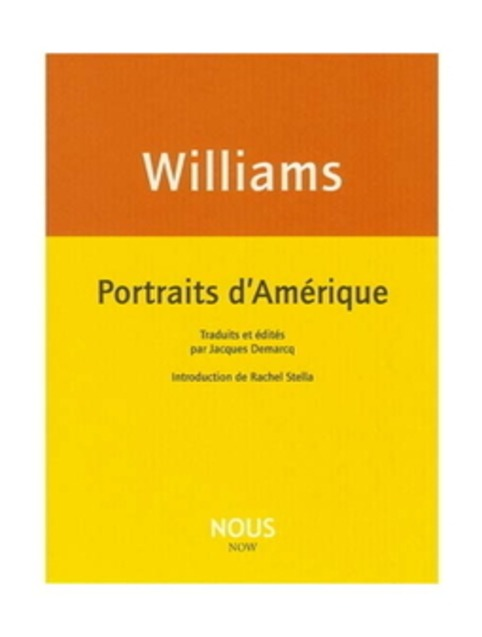 [note de lecture] Portraits d'Amérique de Jonathan Williams, par Bruno Fern | Poezibao | Scoop.it