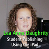 Student Publishing Using the iPad | teaching with technology | Scoop.it