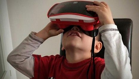 Virtual reality looks to itsadolescence | playtheworld | Scoop.it
