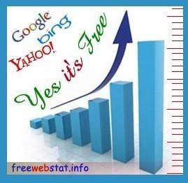 FreeWebstat: Pour connaitre plus de statistiques de votre site ~ Applications du Net | Time to Learn | Scoop.it