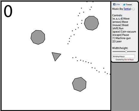 15 Amazing HTML5 Games | Web Design Education | Scoop.it