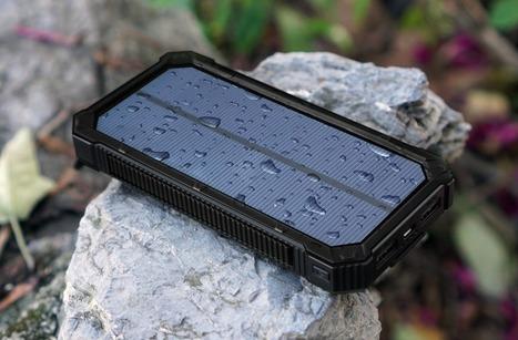 No busques enchufes: las mejores baterías solares para tu iPhone y iPad | I didn't know it was impossible.. and I did it :-) - No sabia que era imposible.. y lo hice :-) | Scoop.it