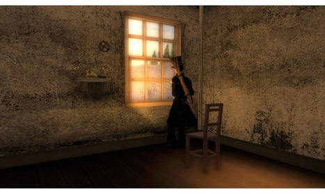 AM Radio: The Banksy of Second Life | Musings on the Metaverse | Scoop.it