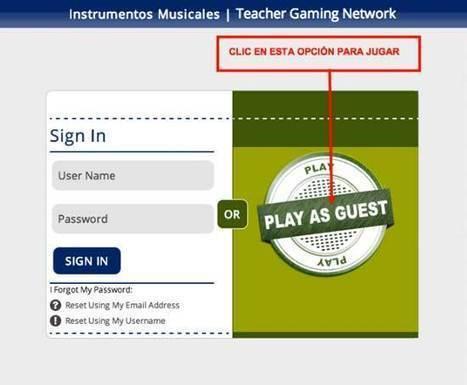 Crea juegos educativos con Teacher Gaming Network | Nuevas tecnologías aplicadas a la educación | Educa con TIC | Aprendiendo a Distancia | Scoop.it