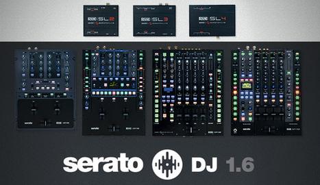 Serato DJ 1.6 Launches: Rane Hardware Support | DJing | Scoop.it