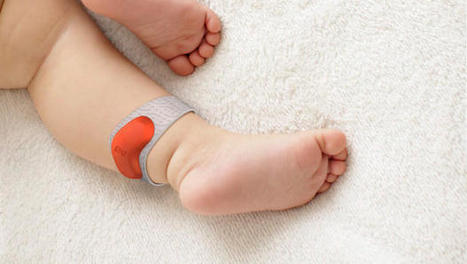 The Sproutling: Why A Fitbit For Babies Might Be Brilliant | The Awesome Internet of Things | Scoop.it