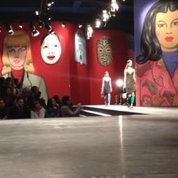 Milan Fashion Week Spring 2014: Prada does old, Fendi does new ... | Beauty | Scoop.it