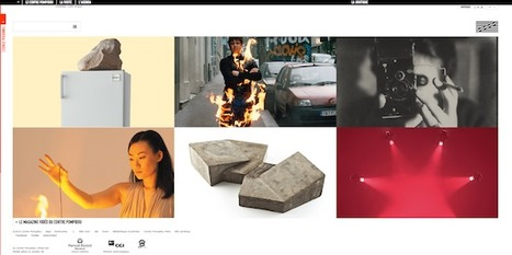 Quand le Centre Pompidou invente son double virtuel   FrenchWeb.fr   Le Web semantique et l'evolution des catalogues de bibliothèque   Scoop.it