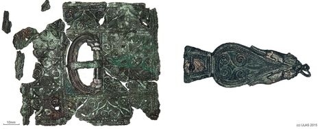 Ancient Roman Soldier with Ornate Belt Discovered in UK Grave | Archaeology, Culture, Religion and Spirituality | Scoop.it