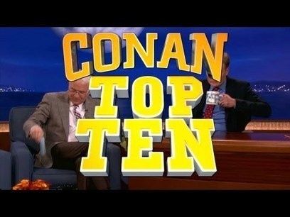 Steve Martin Does Conan's Famous | Consulting | Scoop.it