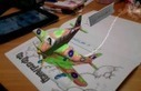 ColAR Uses Augmented Reality To Bring Your Kid's Drawing To Life | TechCrunch | mrpbps iDevices | Scoop.it