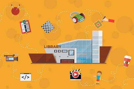 The Purpose-Based Library | American Libraries Magazine | innovative libraries | Scoop.it