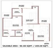 Gaur City 2 12th Avenue Floor Plans | Gaur City 2 12th Avenue | Scoop.it